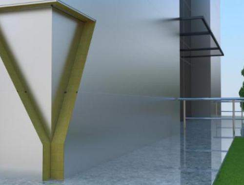 Knauf Insulation cores for higher energy efficiency and better energy performance of sandwich panels.