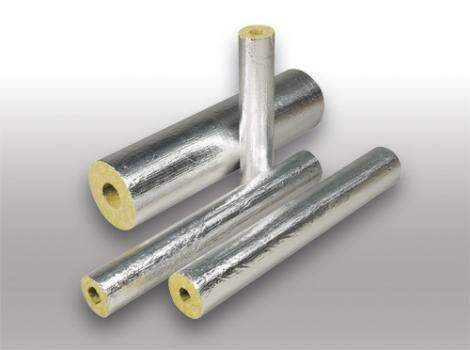 Rock Mineral Wool - Stainless Steel Chimneys - CHM S CFB PIPE SECTION ALUR