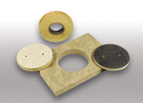 Rock Mineral Wool - Ceramic Chimneys - CHM C SPECIAL