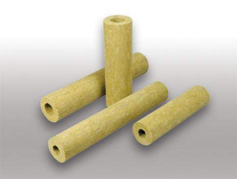 Rock Mineral Wool - Stainless Steel Chimneys - CHM S CFB PIPE SECTION