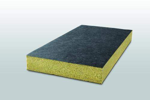 Rock Mineral Wool - Industrial Sound Protection - MCH BOARD (GVB / GVN)