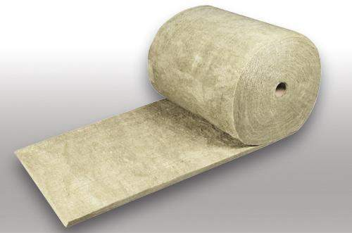 Rock Mineral Wool - Stainless Steel Chimneys - CHM S Needled Felt
