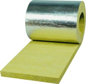 Rock Mineral Wool - Stainless Steel Chimneys - CHM S Duct Roll