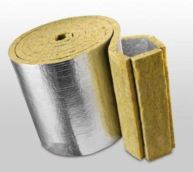 Rock Mineral Wool - Stainless Steel Chimneys - CHM S LAMELLA MAT DIA
