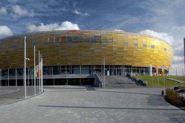 Football stadium Energa